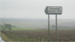 "Photo: authors own. ""On the way to Dungavel IRC"". The centre is located in the countryside, it is quite hard to reach by public transport and far from any town. In Dungavel, as in all other centres, are detained migrants from anywhere in the UK, independently of where their families or friends live."